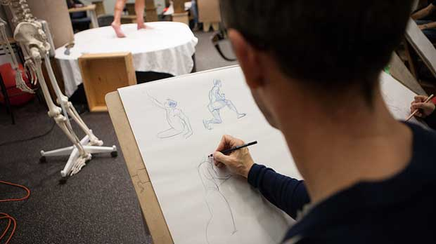 """VFS Life: Classical Animation Campus"" by Vancouver Film School licensed under CC BY 2.0"