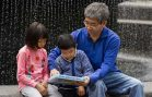 "Family Reading Deemed ""Fundamental"" to Happiness"