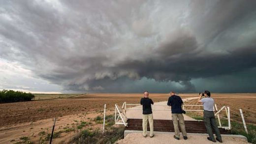 """""""Storm Chasers"""" by Craig ONeal licensed under CC BY 2.0"""