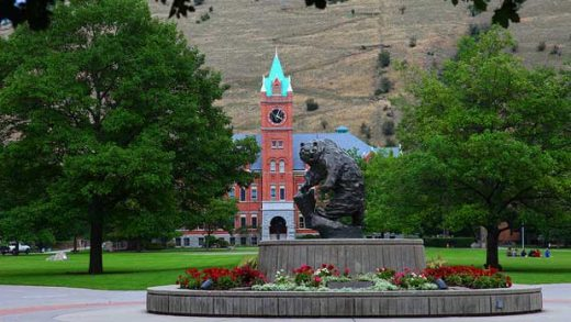 """""""University of Montana in Missoula"""" by Jitze Couperuslicensed under CC BY 2.0"""