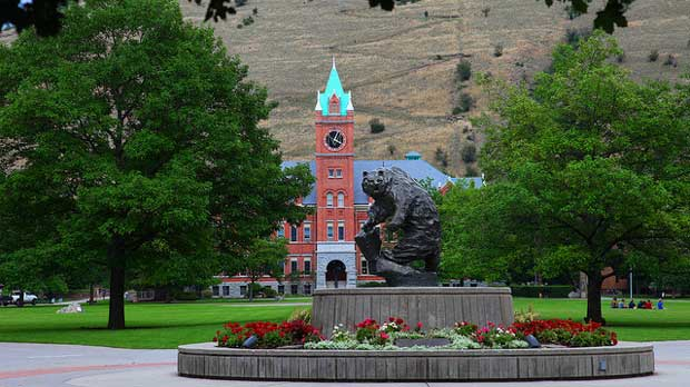 """University of Montana in Missoula"" by Jitze Couperuslicensed under CC BY 2.0"