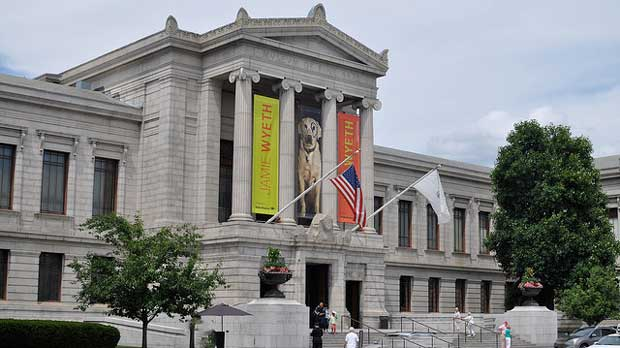 """Museum of Fine Arts"" by Scott Edmunds licensed under CC BY 2.0"