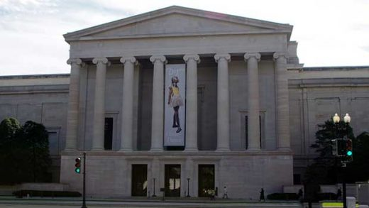 """National Gallery of Art, DC"" by Mike Steele licensed under CC BY 2.0"