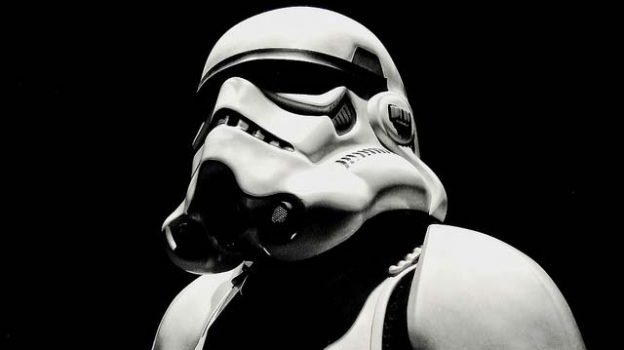 """""""Stormtrooper"""" by Andres Rueda licensed under CC BY 2.0"""