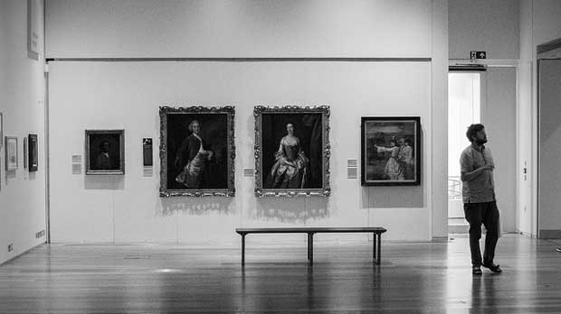 """""""Art Gallery"""" by Mark Turner licensed under CC BY 2.0"""