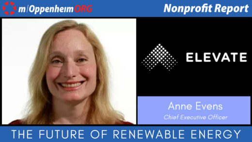 Anne Evens, CEO of Elevate Energy