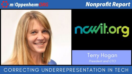 Terry Hogan, President and CTO of National Center for Women & Information Technology