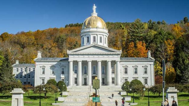 """""""VT State House"""" by Bob P. B. licensed under CC BY 2.0"""
