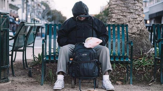 """""""#la #homeless"""" by Théo Paul licensed under CC BY 2.0"""