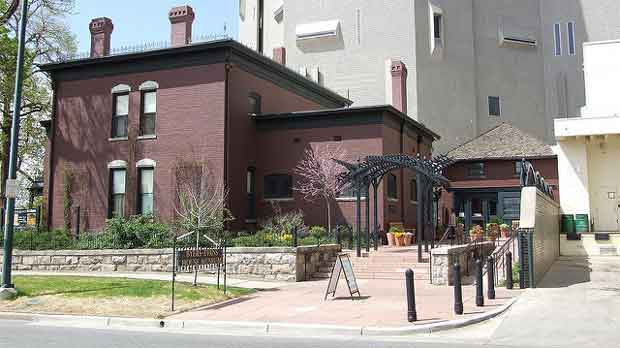 """""""The Byers-Evans House Museum, Denver"""" by Robert Cutts licensed under CC BY 2.0"""
