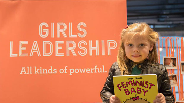 """All kinds of powerful"" Photo courtesy of Girls Leadership"
