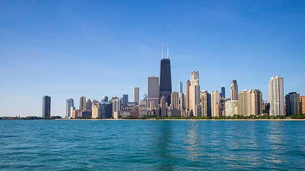 """""""Chicago (Explored)"""" by Roman Boed licensed under CC BY 2.0"""
