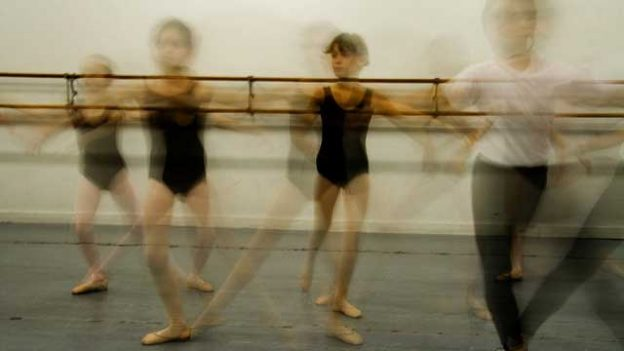 """Blurred ballet"" by Ken menashe licensed under CC BY 2.0"