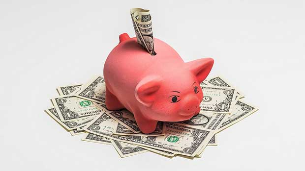 """""""Piggy-Bank version 2"""" by CafeCredit  licensed under CC BY 2.0"""