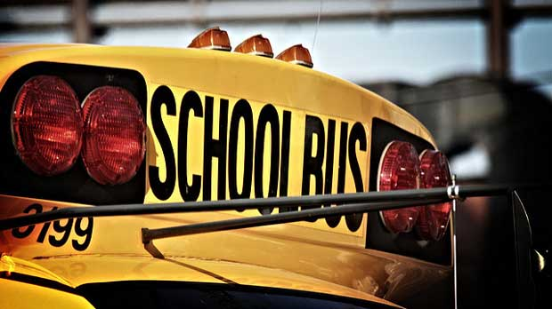 """school_bus"" by Tomash Devenishek licensed under CC BY 2.0"