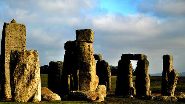 """""""Stonehenge"""" by ManoharD licensed under CC BY 2.0"""