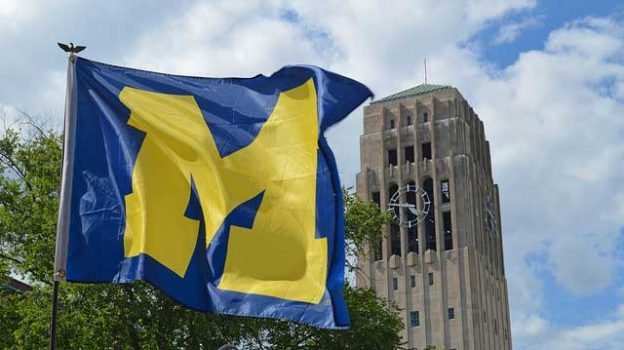 """""""University of Michigan"""" by Emily Mathews licensed under CC BY 2.0"""