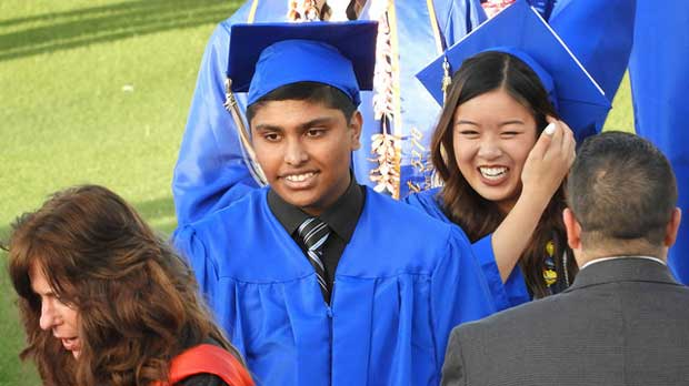 """Foothill graduates-10"" by JD Lasica licensed under CC BY 2.0"