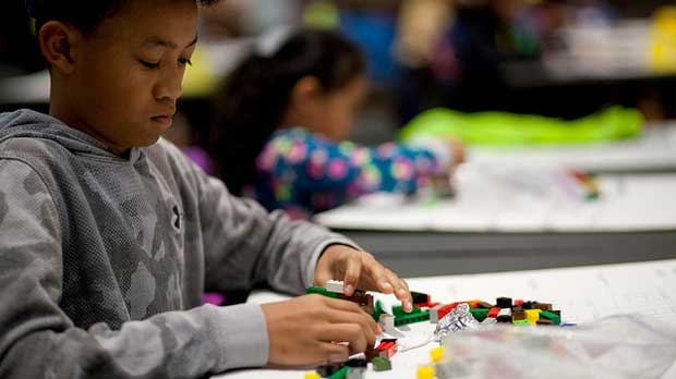 """""""COD Hosts Block Kids Building Competition 2017 41"""" by COD Newsroom licensed under CC BY 2.0"""