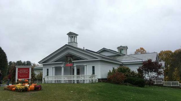 """""""Norman Rockwell Museum"""" by Helena licensed under CC BY 2.0"""