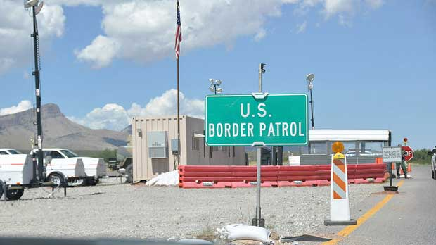 """US Immigration Checkpoint"" by Jonathan McIntosh licensed under CC BY 2.0"