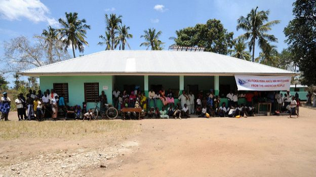 """""""Masaika Clinic in Tanzania Reopened"""" by US Army Africa licensed under CC BY 2.0"""
