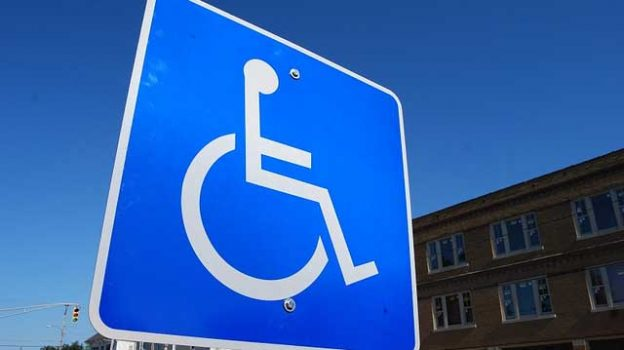 """handicap sign"" by Steve Johnson licensed under CC BY 2.0"