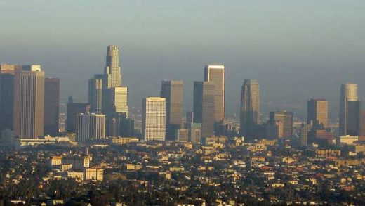 """L.A. Cityscape 3"" by Ryan Quick licensed under CC BY 2.0"