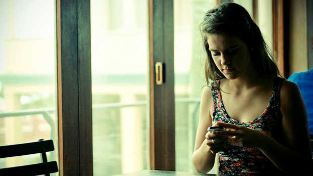 """""""texting"""" by Joy-Anne Bromilow licensed under CC BY 2.0"""