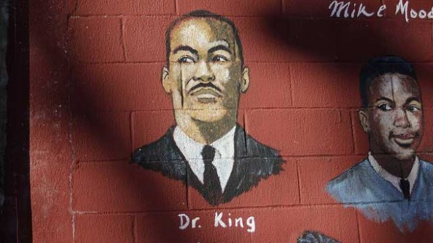 """Dr. Martin Luther King, Jr."" by Timothy Krause licensed under CC BY 2.0"