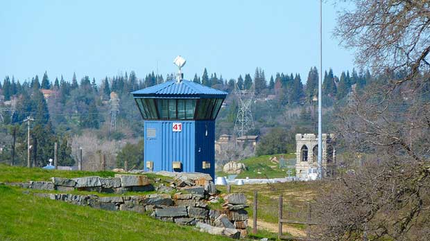 """tower41: Folsom Prison"" by Vince licensed under CC BY 2.0"