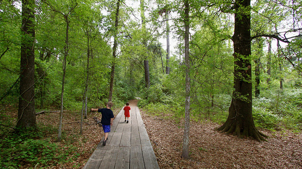 Outer Loop Trail, Houston