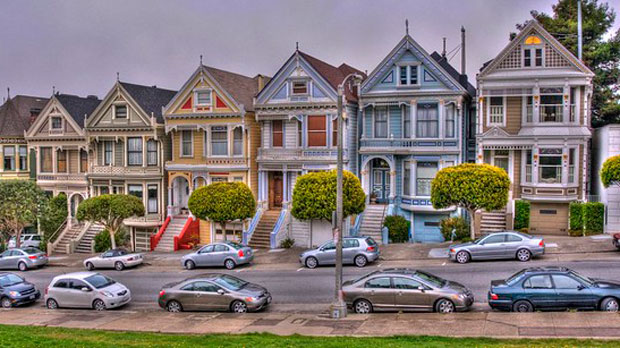 """The Painted Ladies"" by Scott Gustin licensed under CC BY 2.0"