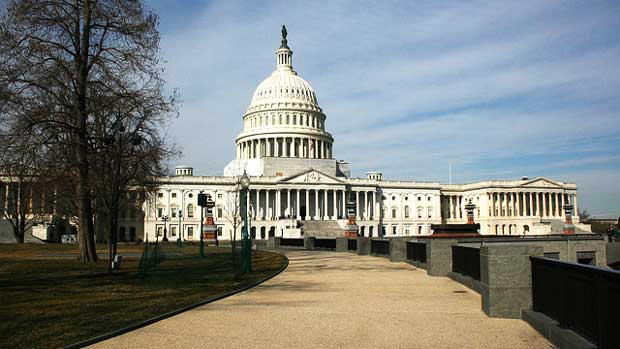 """""""US Capitol Building"""" by Supermac1961 licensed under CC BY 2.0"""