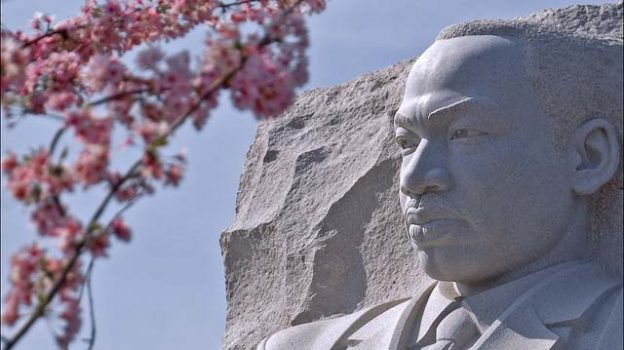 """""""Martin Luther King, Jr."""" by Ron Cogswell licensed under CC BY 2.0"""