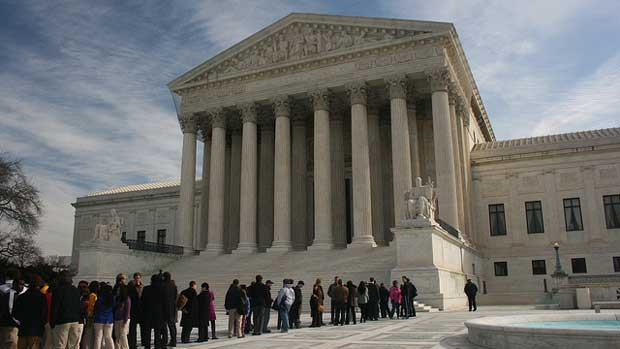"""""""The US Supreme Court"""" by Supermac1961 licensed under CC BY 2.0"""