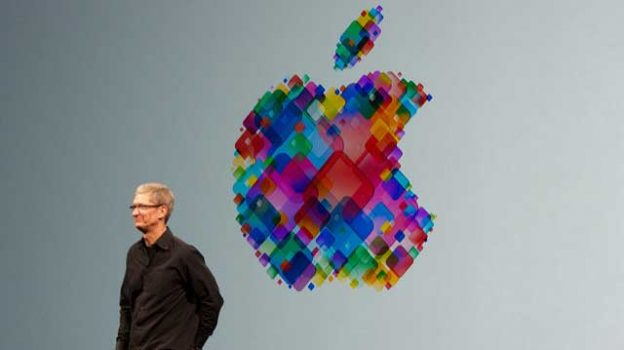 """Apple CEO Tim Cook"" by Mike Deerkoski licensed under CC BY 2.0"