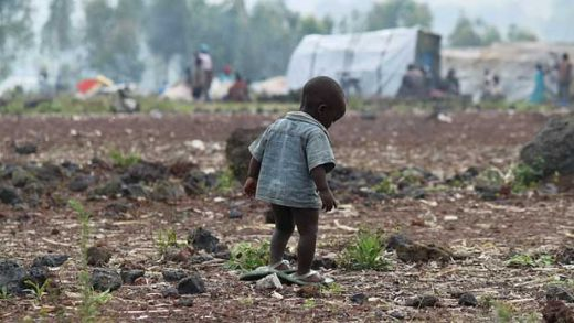 """Children risk abduction into militia"" by Oxfam East Africa licensed under CC BY 2.0"