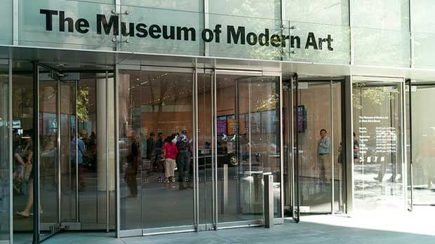 """MoMA (Manhattan, New York, USA)"" by t-mizo licensed under CC BY 2.0"