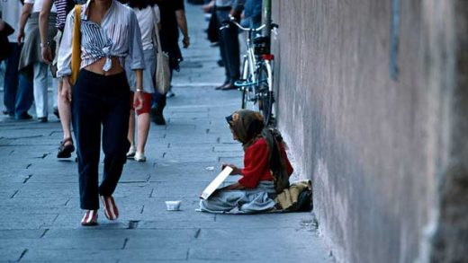 """""""Poverty"""" by Jukka Kervinen licensed under CC BY 2.0"""