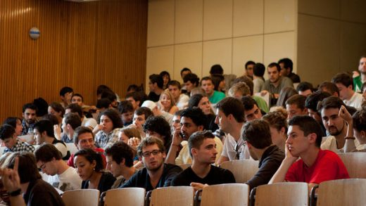 """""""ISC Orientation 1st Meeting Fall 2011"""" by Jirka Matousek licensed under CC BY 2.0"""