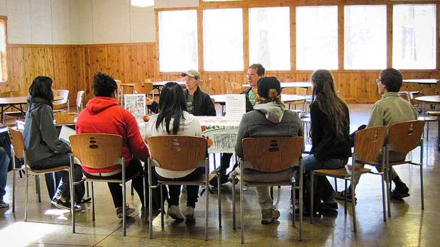 """GREENevada Student Leadership Retreat 2013"" by BlackRockSolar licensed under CC BY 2.0"