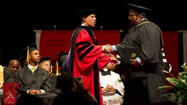 """""""Baltimore City Community College Graduation"""" by Maryland GovPics licensed under CC BY 2.0"""
