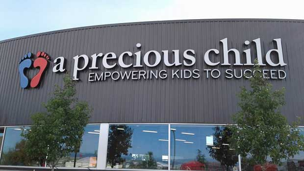 """A Precious Child Building"" Photo courtesy of A Precious Child"