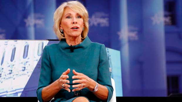 DeVos For-Profit Colleges