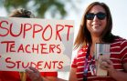 'I Just Have to Do It.' Teachers Struggle With Second Jobs