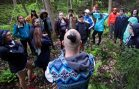 Dartmouth Students Hands-on in Learning Native Traditions