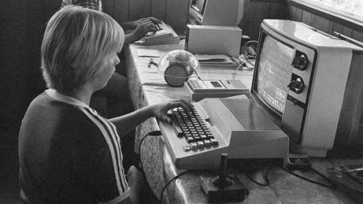 Growing Up Digital Screen Time Now and Then