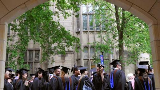 Yale Admissions Investigation