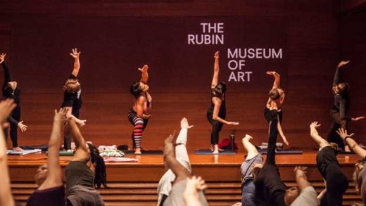 Pursuits Museum Yoga